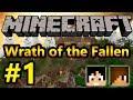 Tackle⁴⁸²⁶ Minecraft Custom Map - Wrath of the Fallen #1 (มันแค่เริ่มต้น)