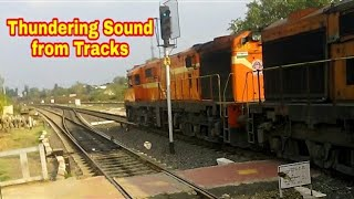 I just noticed the Thundering noise and Signal turning Green to red in this capture. If you noticed any point let me know in comments. Note: This video is a ...
