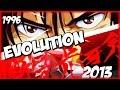 Evolution of DANCOUKOUGAKEN (1996-2013)   断空光牙剣   SRW