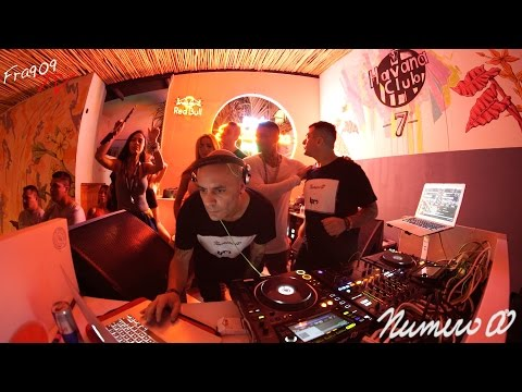 FRA909 Tv - DA VID b2b HUGO BIANCO @ THE BPM FESTIVAL 2017