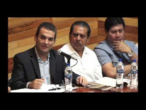 Presentacion del libro Himno a Chiapas