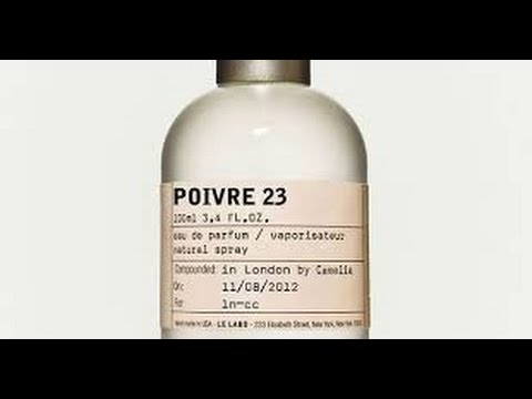Video Poivre 23 London by Le Labo - Scentonomics Fragrance Review download in MP3, 3GP, MP4, WEBM, AVI, FLV January 2017