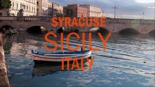 Syracuse Italy  city photos gallery : Syracuse, Sicily, Italy