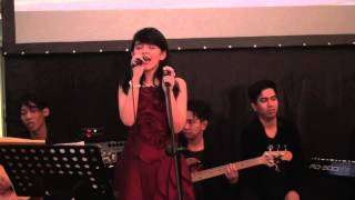 Cline Dion Love You More - Talenta Kustik (Covering) Live