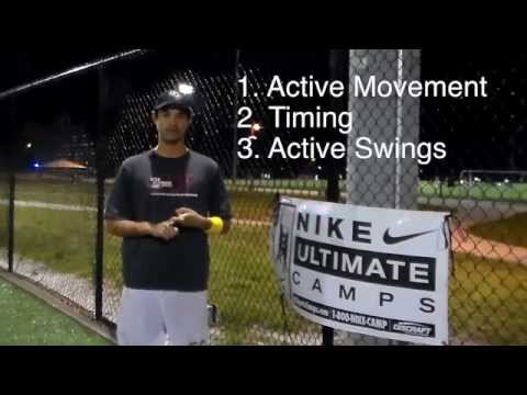 Ultimate Tip: Bump Swing Drill