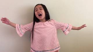 Video #MaleaEmma (6 years old) singing Never Enough from The Greatest Showman MP3, 3GP, MP4, WEBM, AVI, FLV April 2018
