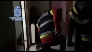 Policía Nacional libera a una menor explotada sexualmente en Toledo y a la que intentaron vender por 2.000 €