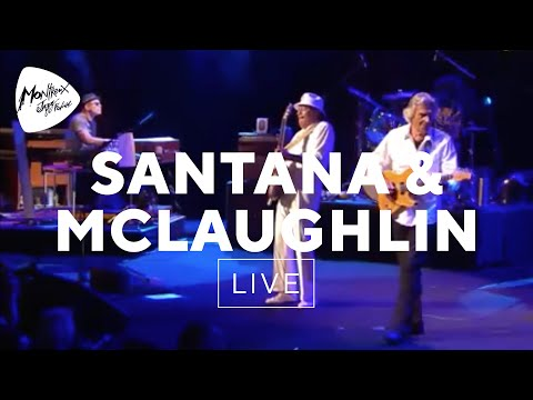 Santana & McLaughlin – The Life Divine (Live at Montreux 2011)