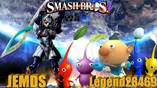 JEMDS (Link) vs Legend28469 (Alph)
