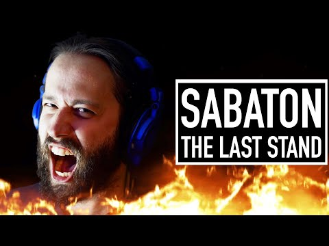 "Sabaton  ""The Last Stand"" Cover by Jonathan Young"