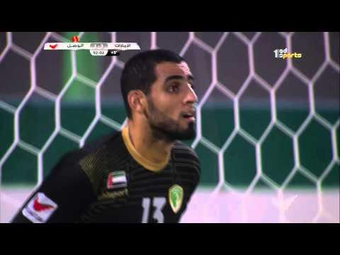Goals- Emirates 4 x Al Wasl2 AG League 29 10 2015
