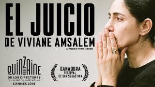Nonton El Juicio de Viviane Amsalem - Trailer Oficial Doblado al Español Film Subtitle Indonesia Streaming Movie Download