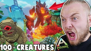 EVERY CREATURE IN PIXARK!! - PIXARK!! #2