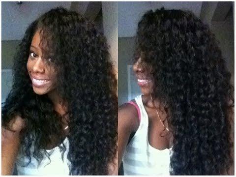 Zury Premium Wet N Wavy Human Hair 68