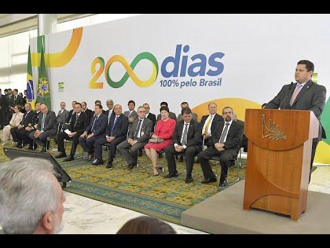 Davi Alcolumbre ressalta importância da reforma da Previdência