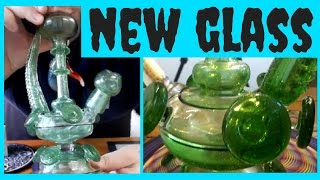 My New Green Stardust Rig!! (By Chris Drags) by Bumpasaurus420