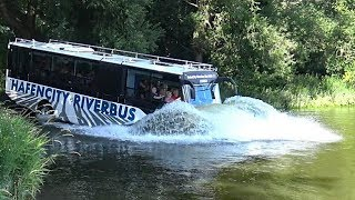 Video HAFENCITY RIVERBUS | The spectacular amazing swimming bus | 4K-Quality-Video MP3, 3GP, MP4, WEBM, AVI, FLV Januari 2019