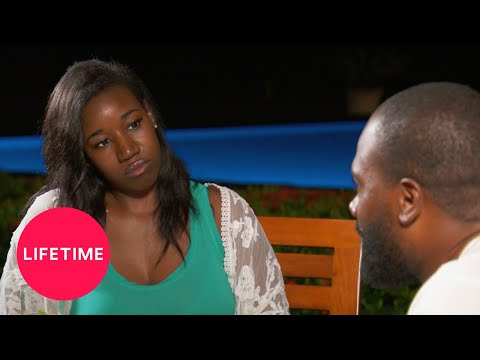 Married at First Sight: Jasmine Wants Will to Provide (Season 8) | Lifetime