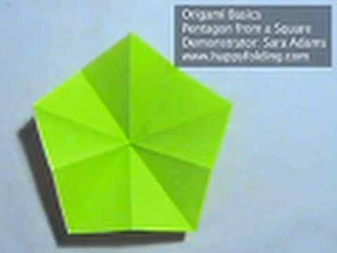 Tip 50-03 - Cut a Pentagon from a Square