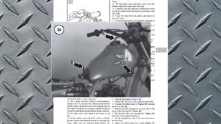 4. Clymer Manuals Honda XR600R XR650L XRL 650L XR600 Dual Sport Shop Service Repair Manual Video