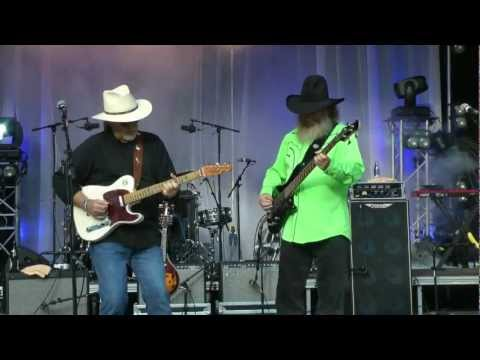 The Flying Borrito Brothers - I Ain't Living Long Like This. SCC Festival Silkeborg 2012