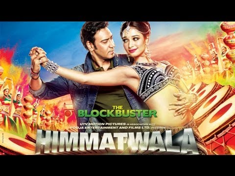 Himmatwala Movie First Look | Starring Ajay Devgan and Tamanna
