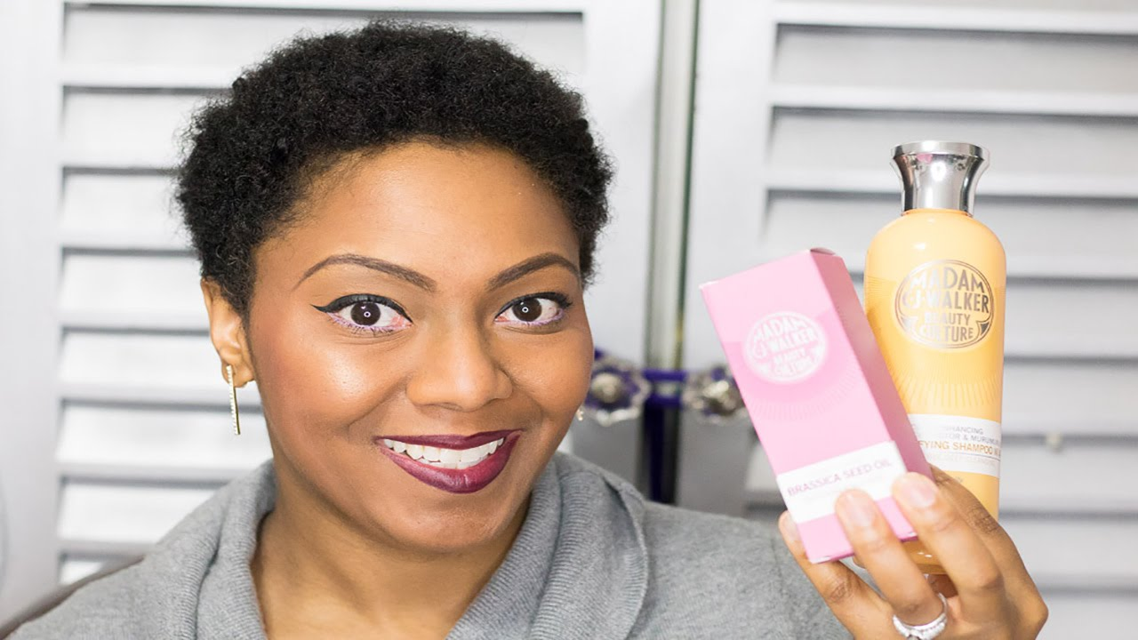 Madam C.J. Walker Beauty Culture Hair Products - In-Depth Review