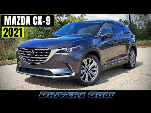 2021 Mazda CX-9 Signature - Even More Luxurious and Better Looking!