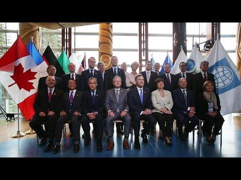 Πύρα συμμάχων δέχονται οι ΗΠΑ στη Σύνοδο των G7 για την επιβολή δασμών…
