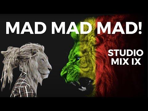 MAD MAD MAD!   Reggae Mix #9   The Reggae Professor