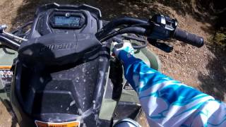 4. 2016 Can Am Outlander 570 Review