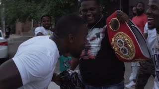 Video Scrap to Success: Road to the IBF World Title - Tevin Farmer pt. 2 (Episode 3) MP3, 3GP, MP4, WEBM, AVI, FLV Februari 2019