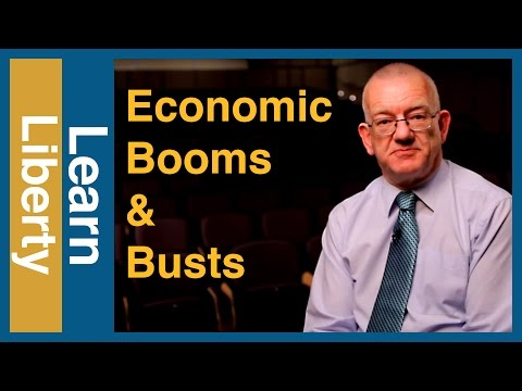 A History of Economic Booms and Busts