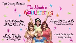 TCT presents The Marvelous Wonderettes