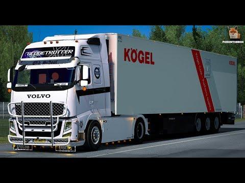 Volvo Bretagne Transport v1.0
