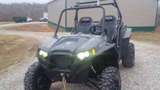 8. Rzr 900 xp stealth edition