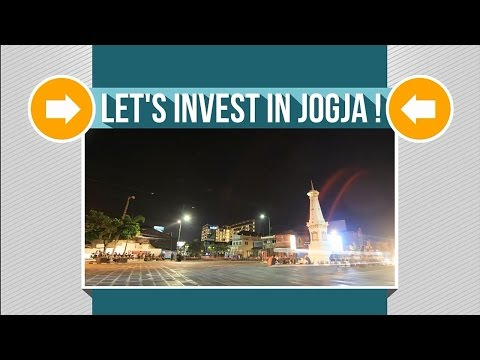 2014 BKPM DIY - Infografi Jogja Invest