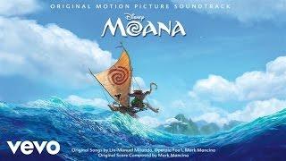 Moana Karaoke - How Far I'll Go Video