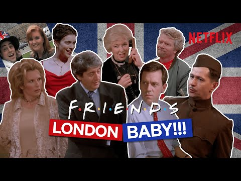 Friends - The Best of British Cameos