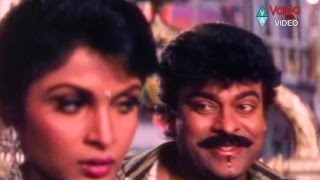 A fight before shobanam with Ramya krishna&Chiranjeevi ..