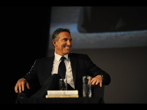 Starbucks - Brendan Barns, founder of the London Business Forum, interviews Starbucks CEO Howard Schultz.
