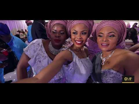 Wedding reception of Elizabeth & Joshua London UK - Olamide Wo !!!