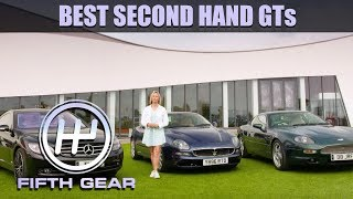 Best Second Hand GTs | Fifth Gear by Fifth Gear