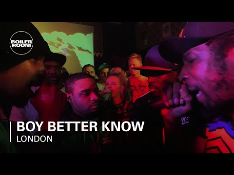 Boy Better Know #BoilerRoom LIVE Show @JmeBBK @Skepta @JammerBBK @ShortyBBK @BigFris @Solo45BBK