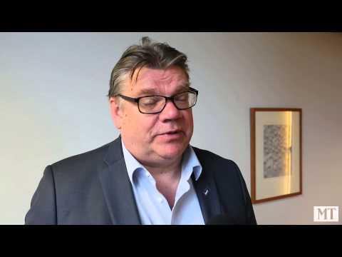 Timo Soini MT:n vaalitentissä (koko haastattelu) tekijä: Maaseudun Tulevaisuus