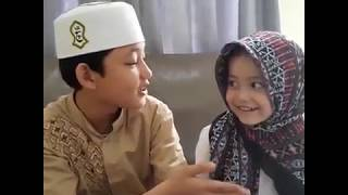 Video Alwi Assegaf Sholawat Subhanallah Walhamdulillah (Habib Syech) with Aminah Assegaf #SiblingGoals MP3, 3GP, MP4, WEBM, AVI, FLV Juni 2018