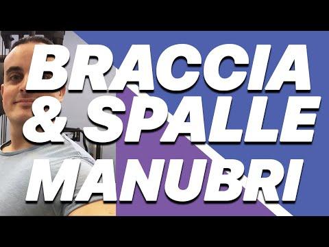 Allenamento a Casa con Manubri: Braccia & Spalle