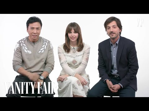 The Cast of Rogue One Picks Their Favorite Star Wars