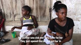 Ebola Orphans Of Liberia