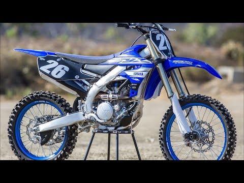 First Ride 2019 Yamaha YZ250F - Motocross Action Magazine